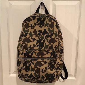 Converse Camo Backpack